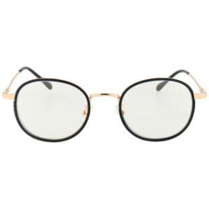 Alege ochelari uVision Jacks Gold pentru ati proteja vederea de lumina albastra a calculatorului.