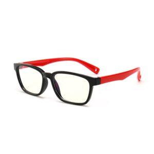 Alege ochelari uVision Spring Kids pentru a proteja vederea copilului tau de lumina albastra a calculatorului.