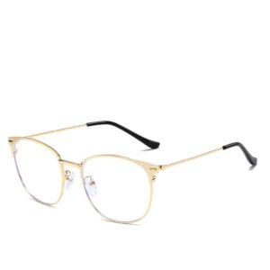Alege ochelari uVision Class Gold pentru ati proteja vederea de lumina albastra a calculatorului.