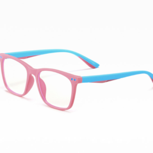 Alege ochelari uVision Nova Kids Pink pentru a proteja vederea copilului tau de lumina albastra a calculatorului.