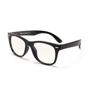 Alege ochelari uVision Rogue Kids Black pentru a proteja vederea copilului tau de lumina albastra a calculatorului.
