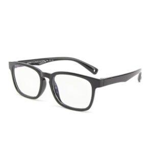 Alege ochelari uVision Spring Kids Black pentru a proteja vederea copilului tau de lumina albastra a calculatorului.